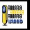 Traffic island campusfm