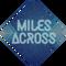 Miles Across