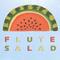 Flute Salad
