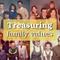 Treasuring Family Values