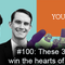 #100: These 3 issues will win the hearts of millennials
