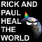 Rick and Paul Heal British Christmas