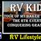 RV Kids, Tour of Mt Baker Vapor, The RTR Event & Conquering Grandson   RV Talk Radio Ep.97 #podcast