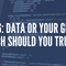 Episode 126: Data or your gut, which should you trust?