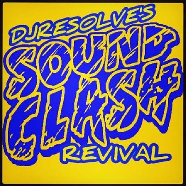 SOUNDCLASH REVIVAL - RESOLVE LIVE RAGGA JUNGLE MIX