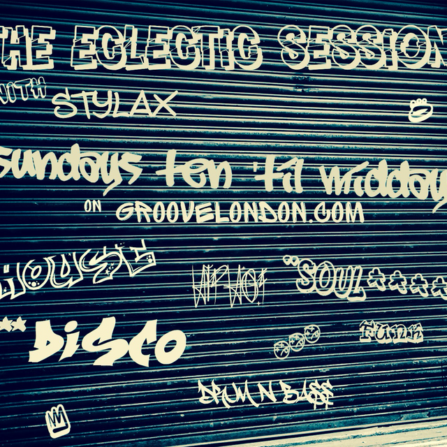 The Eclectic Session on Groove London 18/9/16