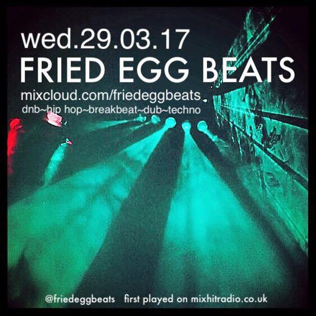 FriedEggBeats mixhitradio.co.uk Show 13