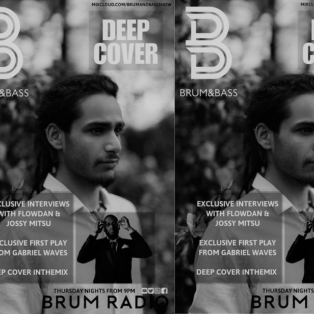 Brum & Bass show w/ Danny de Reybekill // Flowdan, Jossy Mitsu & Deep Cover InTheMix (02/02/2017)