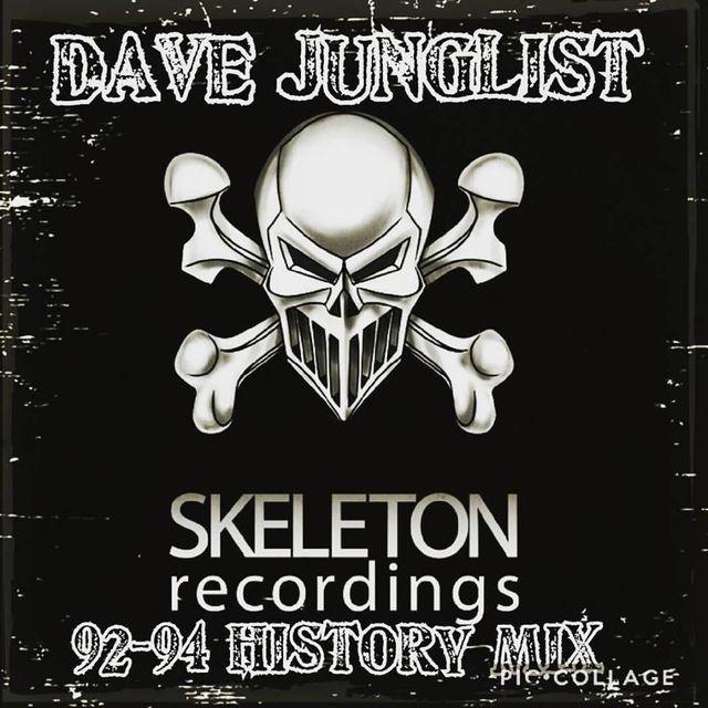 Skeleton Recordings 92-94 History Mix