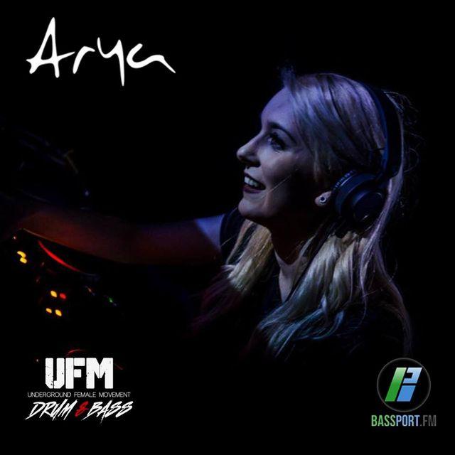 Arya @ Podcast - BASSPORT FM