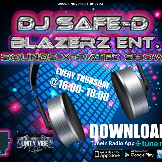 DJ Safe-D - Unity Vibe radio - Thursday - 27-10-16