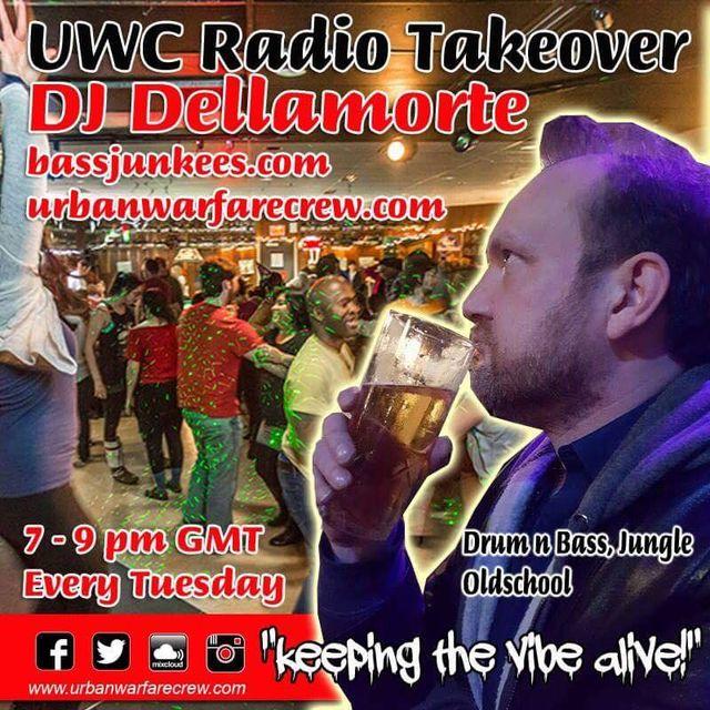 UWC Takeover with Dellamorte - Urban Warfare Crew - 17.01.17