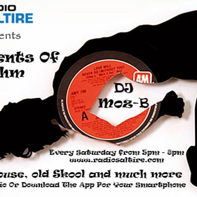 DJ Moz-B Elements of Rhythm 04/03/17