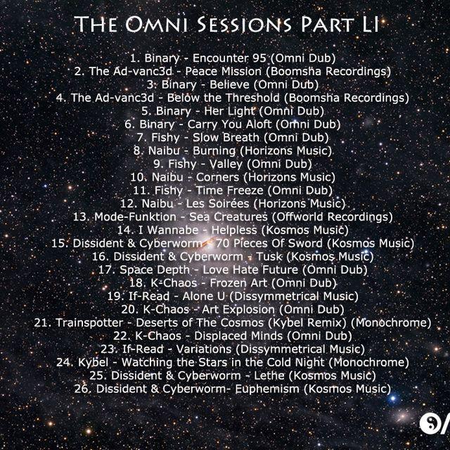 The Omni Sessions Part LI