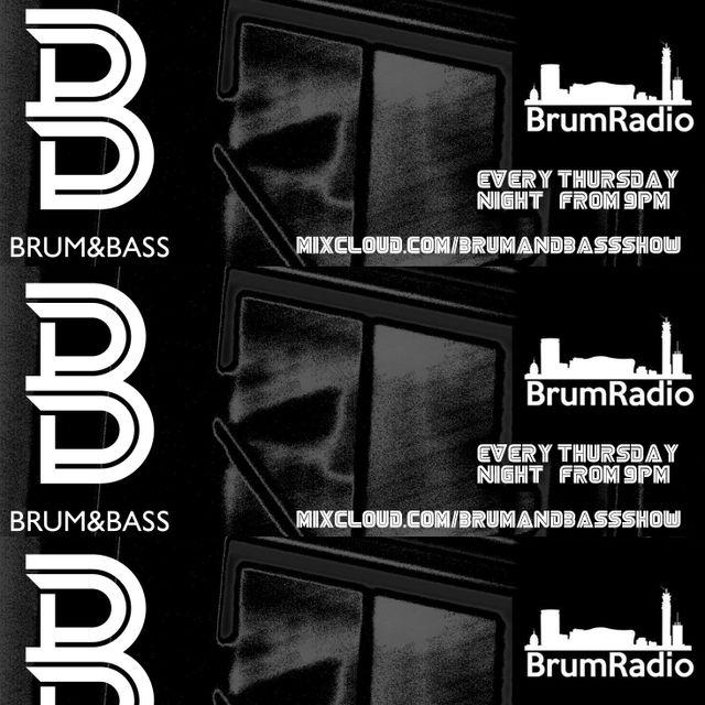Brum & Bass show with Danny de Reybekill (12/01/2017)