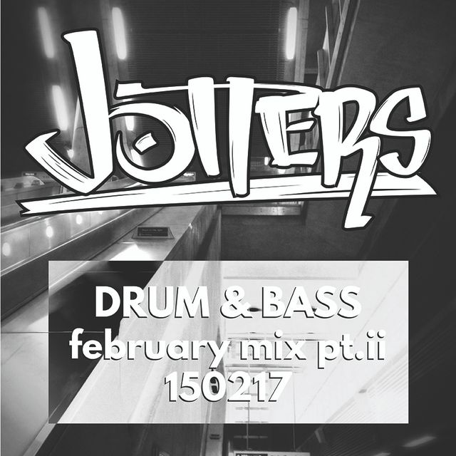 Jotters February mix pt.ii - drum and bass