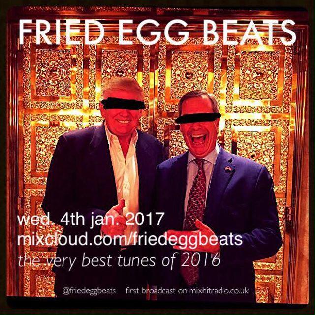 FriedEggBeats mixhitradio.co.uk Show 07