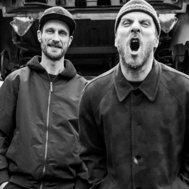 The Silent Radio Show 19/09/2015 with Sleaford Mods