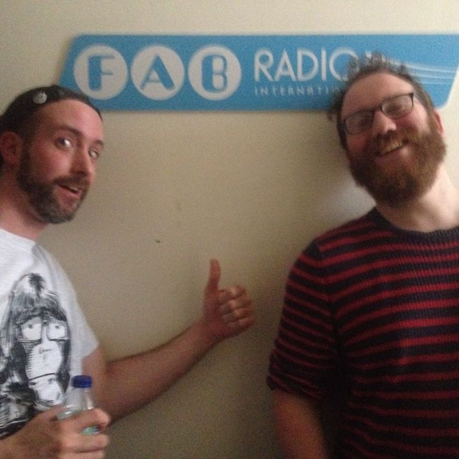 The Silent Radio Show 25/07/2015 with Simon and Ben of Box Social