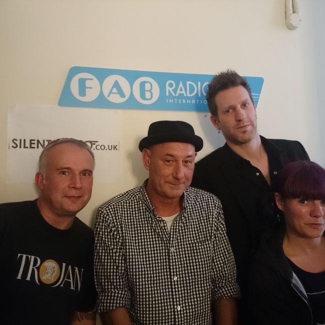 The Silent Radio Show 11/07/2015 with Steve Ignorant