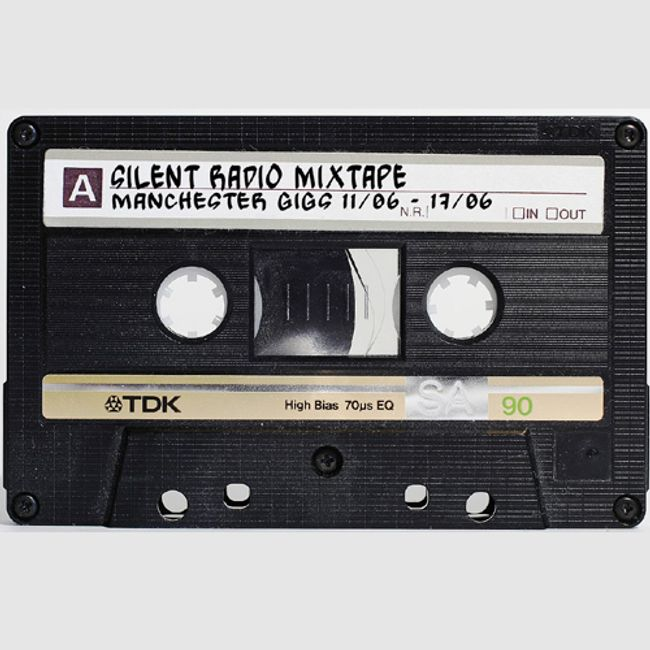 Silent Radio Gig Guide Mixtape 11/06/2018 - 17/06/2018