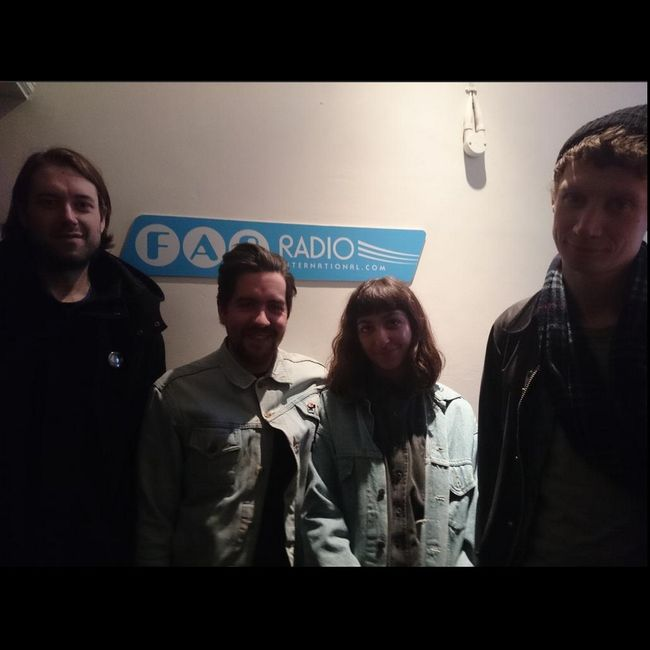 The Silent Radio Show 07/03/2015 with Monotony/Sauna Youth Interview