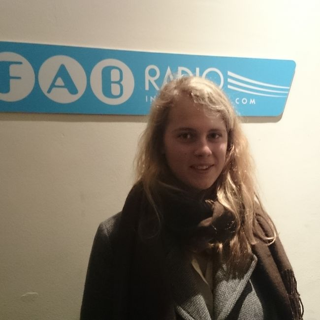 08/11/2014 with Marika Hackman and Simon A. Morrison