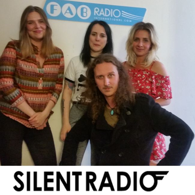 The Silent Radio Show 02/07/2016 with Foxtales