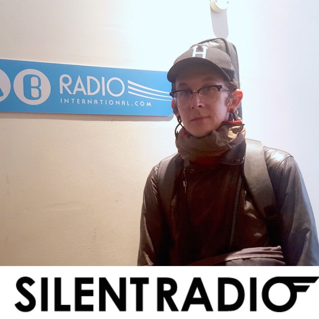 The Silent Radio Show 23/04/2016 with Micah P. Hinson playing live