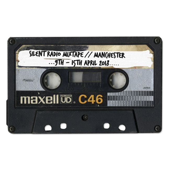 Silent Radio Gig Guide Mixtape 09/04/2018 - 15/04/2018
