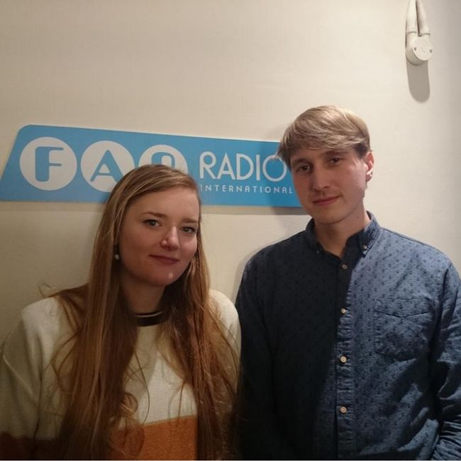 The Silent Radio Show 14/03/2015 with a live Silent Session from Laura James