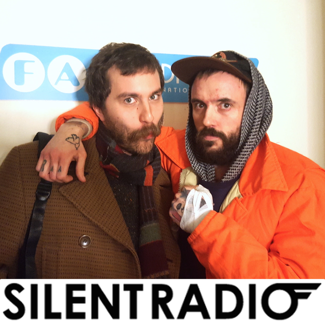 The Silent Radio Show 10/12/2016 with Idles