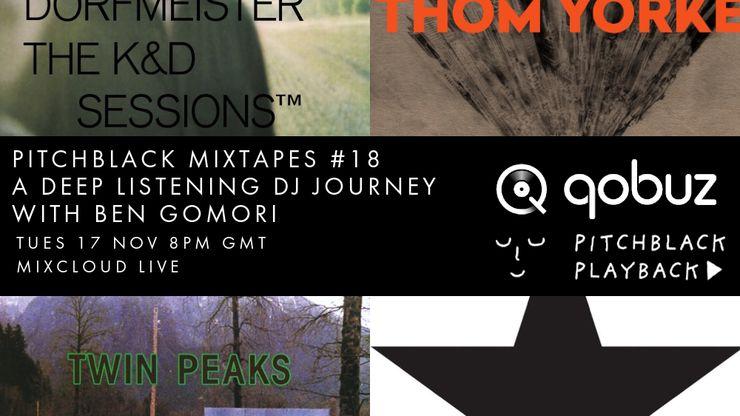 Listen to this week's Pitchblack Mixtapes x Qobuz feat. Caribou, Four Tet, Bowie