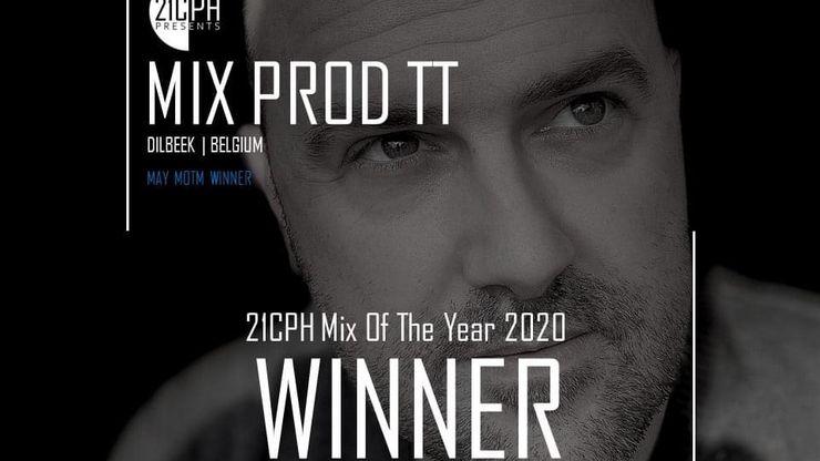 WINNER - 21CPH MIX OF THE YEAR 2020!