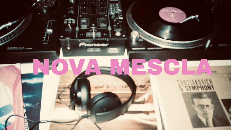 Nova Mescla Underground Electronic Resistance 24/7