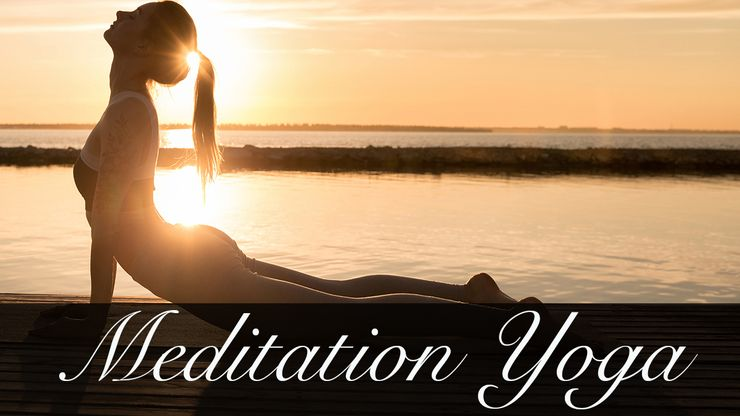 New Release: Meditation Yoga.