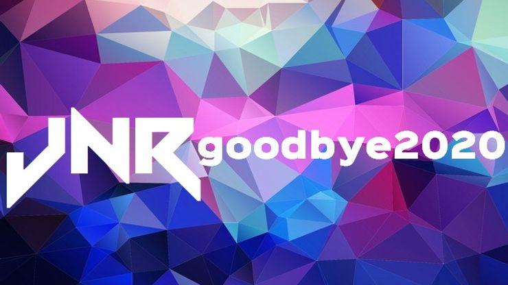 Happy New Year, Goodbye 2020!