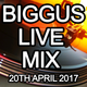 Mark Biggus Live Mix - 20th April 2017 (Piano House)