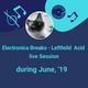 Leftfeild Techno - Electronica live mixSession