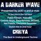 #208 A Darker Wave 09-02-2019 (guest mix in 2nd hour Chriya, feat EPs 1st hr Fabio Florido, Nakadia)
