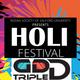 HOLI 2K18 - THE UNIVERSITY OF SALFORD FESTIVAL MIX
