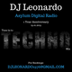 DJ Leonardo - Tune into Techno - Asylum Digital Radio 1 Year Anniversary 19.01.2019