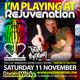 DJ Monsoon @ Rejuvenation - Take Me To The Top Beeverworks, Leeds (11th Nov 2017) new