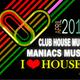 Club House Maniacs Music April 2017 By Kuka
