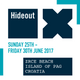 Eats Everything - BBC Radio1, Live from Hideout Festival 2017 (Croatia) - 30.06.2017
