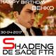 Birthday party Behko