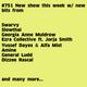 #751 New Fatima   Swarvy   Yussef Dayes & Alfa Mist   Ezra Collective ft. Jorja Smith   General Ludd