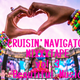 CRUISIN' NAVIGATOR MIXXXAPE vol.3-Beautiful Music- logo