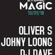 Oliver S & DJ Dave @ Atomic Magic Club Set 13-01-18