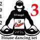 SVnagel -House dancing set- part three